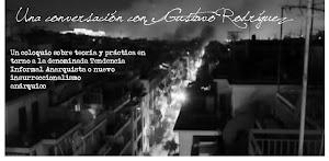 Entrevista al compañero Gustavo Rodríguez