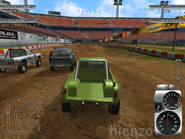 Tough Trucks PC Game