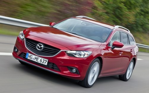 Mazda 6 Diesel Canada Review