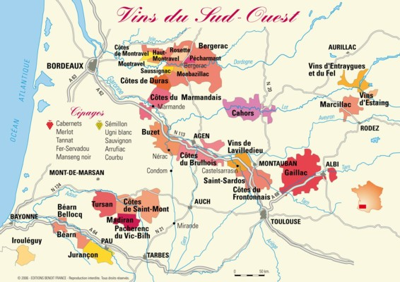The Sommelier Update: Other French Wines