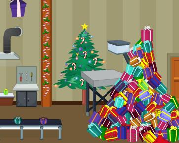 E333E Christmas House Esc…