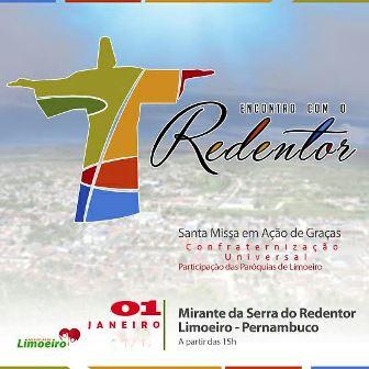 Limoeiro recebe a 2ª edição do Encontro com o Redentor
