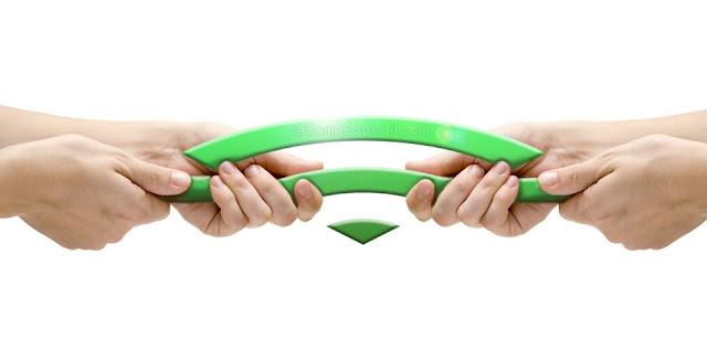 5 خطوات لتتمكن من اكتشاف من يسرق خط الانترنت wifi الخاص بك