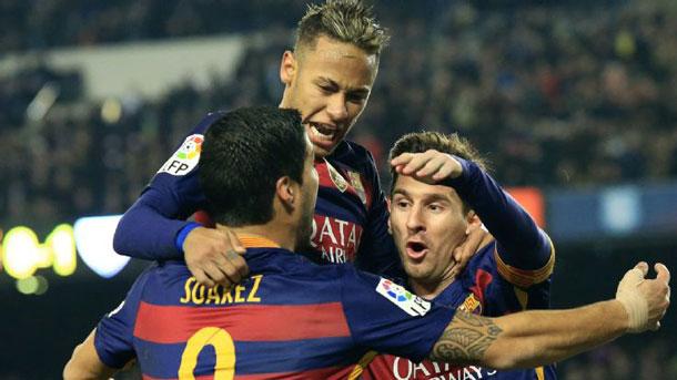 Neymar y Messi quieren convertir a Suárez en Bota de Oro