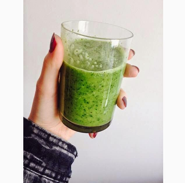 green smoothie, green, smoothie, vert, detox, vitamines