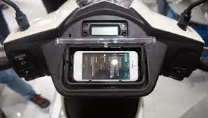 Xe máy điện Terra A4000i phát wifi ra mắt tại Việt Nam