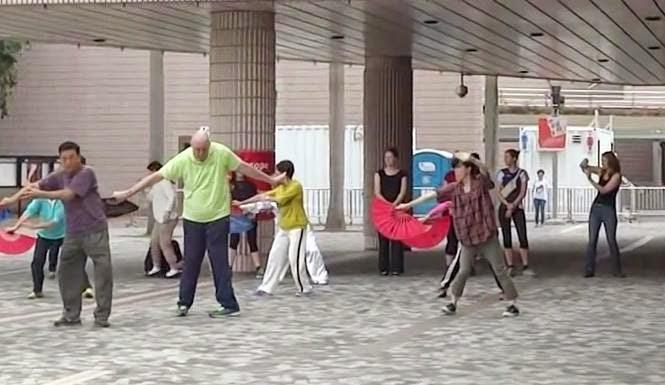 latihan menari