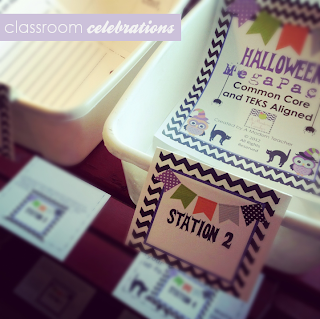 Classroom Celebrations Halloween