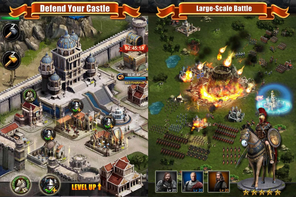Clash of Kings Compatible devices