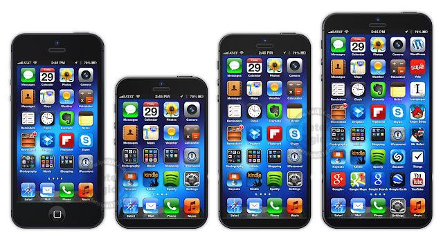 Versi ukuran iPhone, Peter Zigich