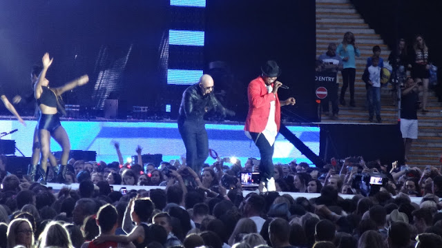 Ne-Yo Capital Summertime Ball 2015