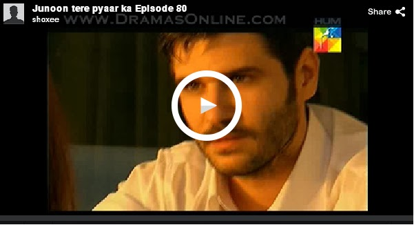 Junoon tere pyaar ka Episode 79 in High Quality 29th October 2013