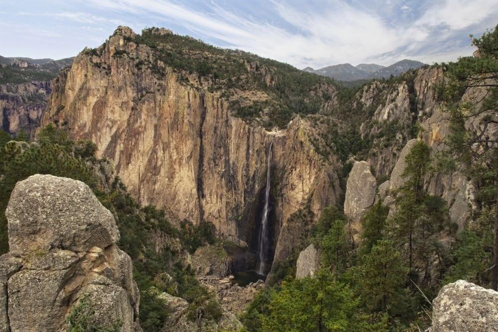 Basaseachi-cascada-246-metros-de-altura