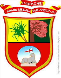 Simbolos del Municipio Carache
