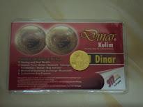 1/2 Dinar Emas