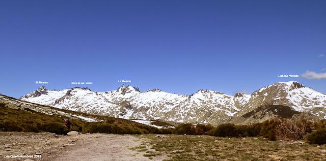 Gredos, Los Barrerones
