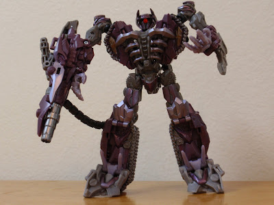 transformers dark of the moon toys shockwave. #63: Transformers Dark of the