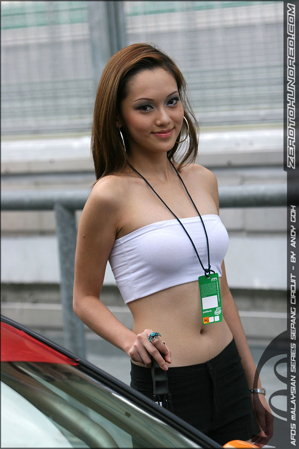 afos models girls sepang 2007  39  Kumpulan Foto SPG Hot Abis