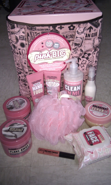 Soap and Glory 'Pink Big' Box Set - Review of products