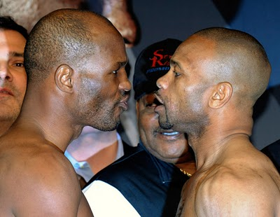 roy jones jr rapper. Rematch with Roy Jones