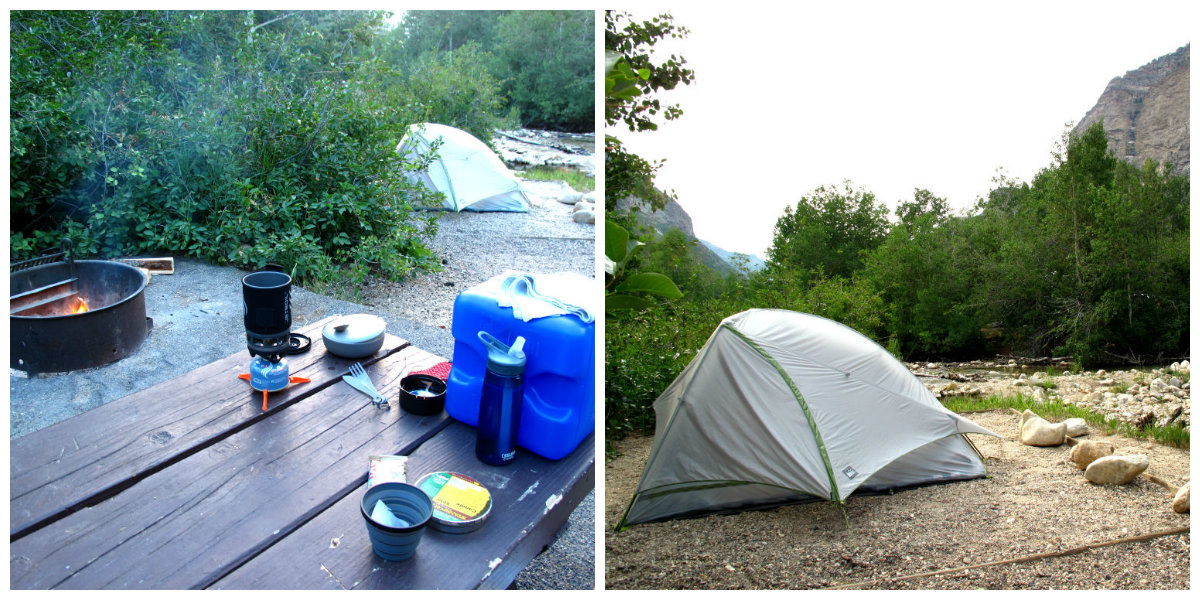 Camping Thomas Canyon and Hiking Nevada's Ruby Mountains by Beth Hemmila