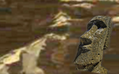 Easter Island Head Found On Mars 2015, UFO Sightings
