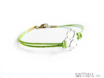 Clover bracelets