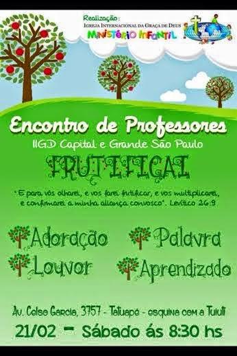 Encontro de Professores 2015