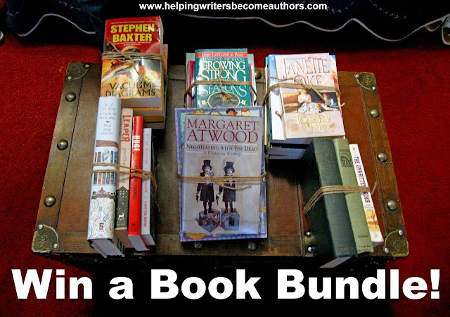 Wordplay: Helping Writers Become Authors: Win a Book Bundle!