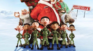 Download Arthur Christmas Movie