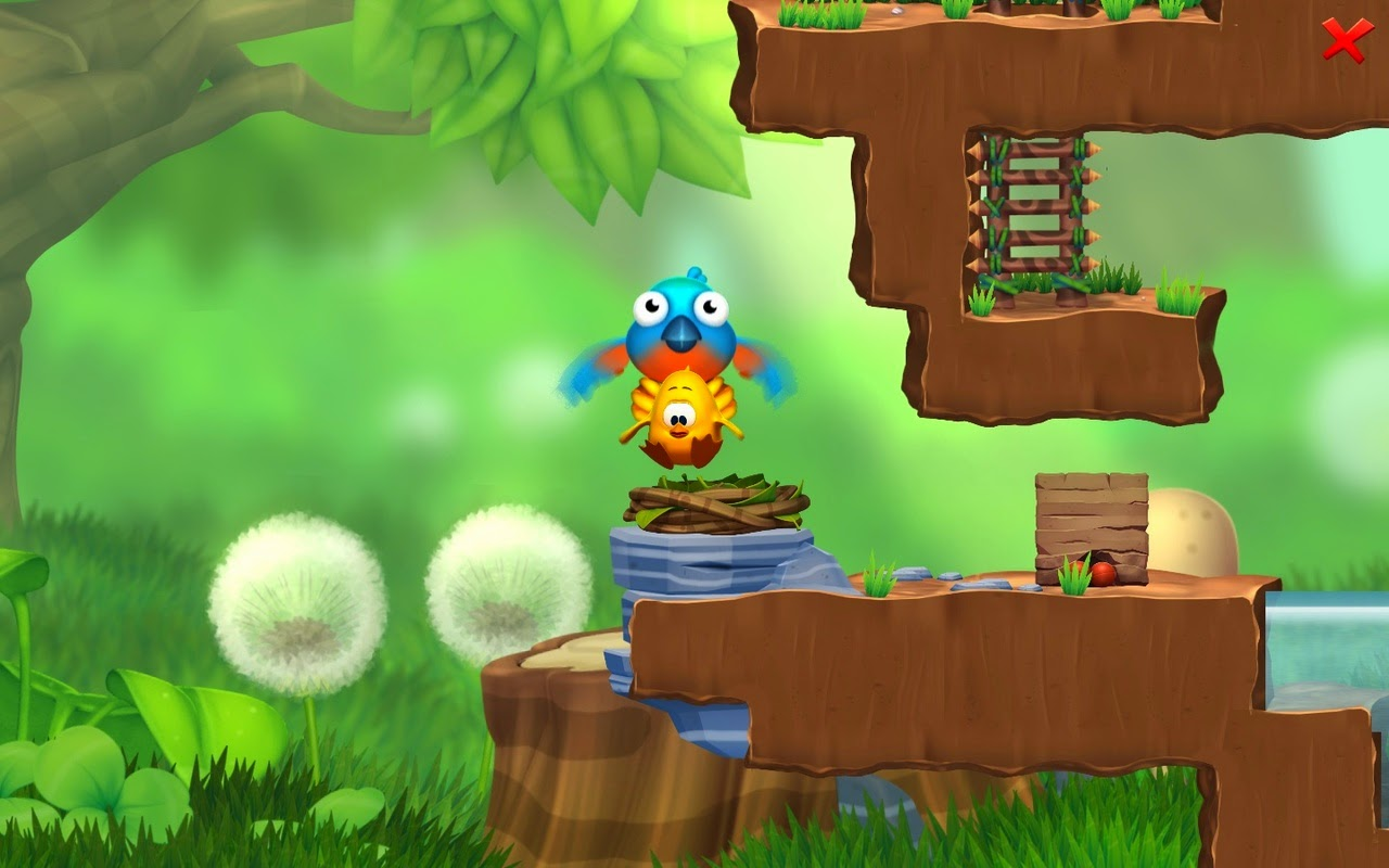 Toki Tori 2 Plus Screenshot