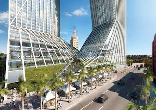 Oppenheim's Miami-Dade College Campus 2 - 7 Gedung Sekolah Berbentuk Unik di Dunia