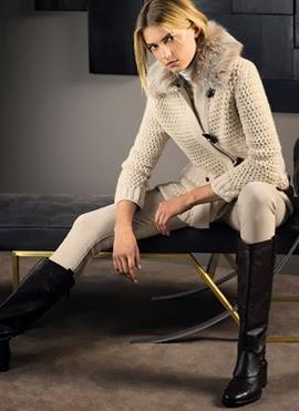 Massimo Dutti mujer otoño invierno 2013 2014 chaqueta de punto