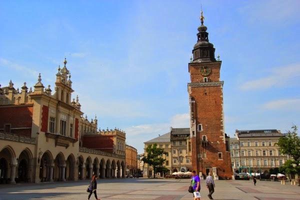 Rynek Ratusz Kraków