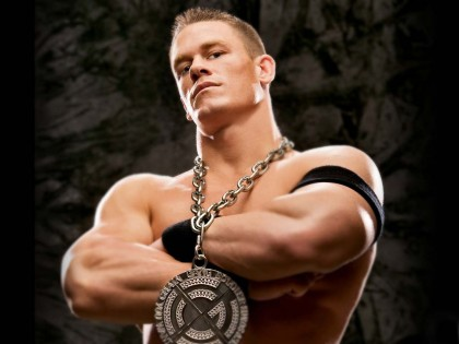 John Cena Hairstyles Pictures http://wallpapersof-celebrities.blogspot.com/2011/08/john-cena.html