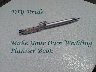 How to Make Your Own Wedding Planner free printables BridalTweet