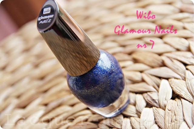 Wibo Glamour Nails nr 7 - piękność