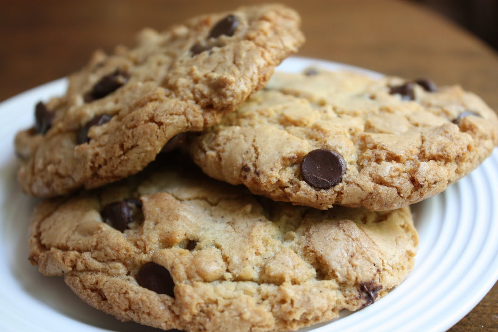 soulful college girl.: Browned Butter Chocolate Chip Cookies