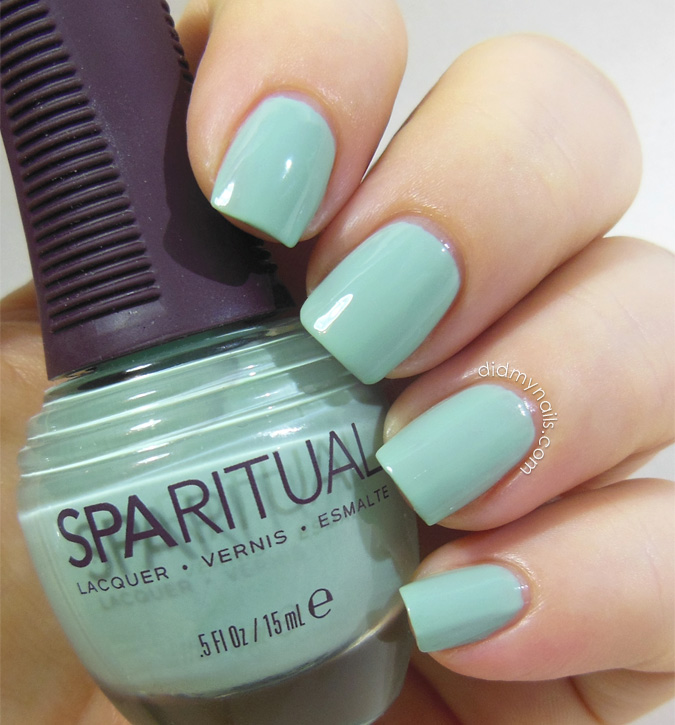 SpaRitual Delight swatch