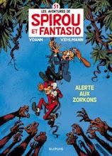 Spirou et Fantasio t51