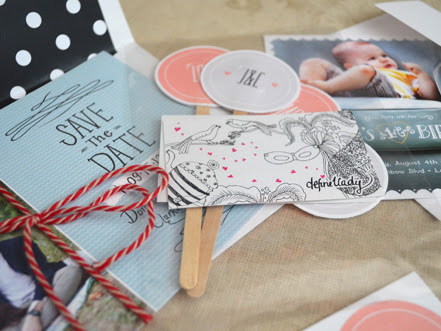 Etsy: Design Invitation Samples at DeFine1Lady