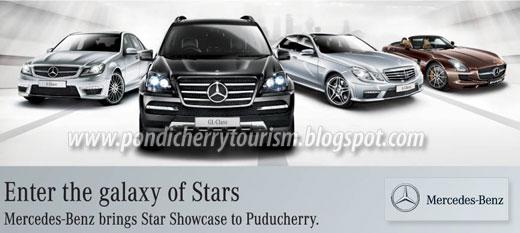 Mercedes Benz Pondicherry