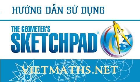 su dung phan mem Geometer's Sketchpad day toan o pho thong