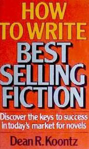 Portada de How to Write Best-Selling Fiction, de Dean Koontz