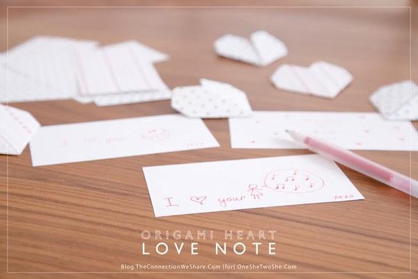 http://oneshetwoshe.com/2014/01/origami-heart-love-notes.html