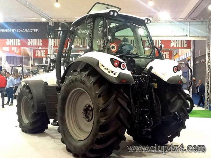 Tractors Farm Machinery Lamborghini Nitro Tractor