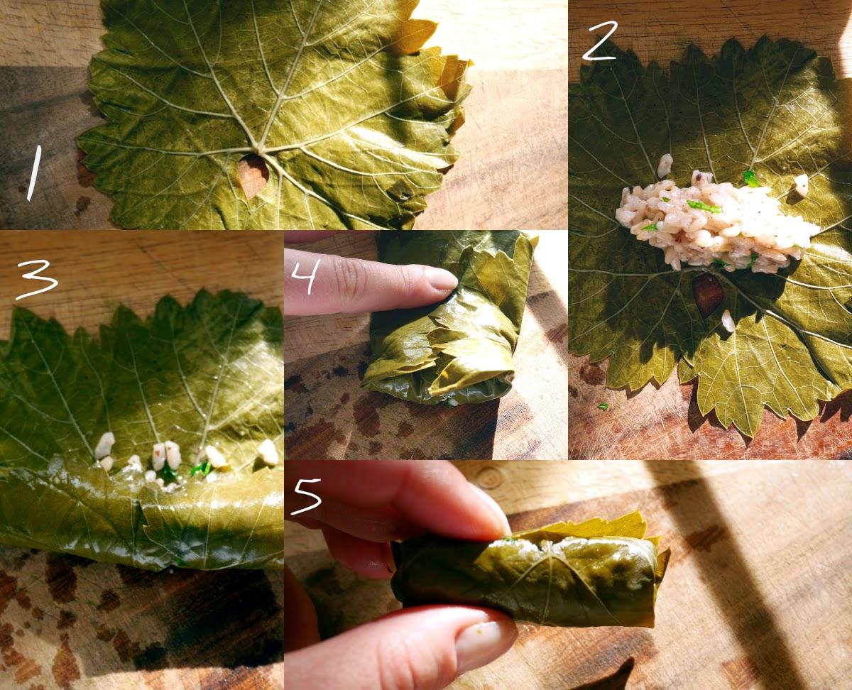 Как сделать виноградную начинку