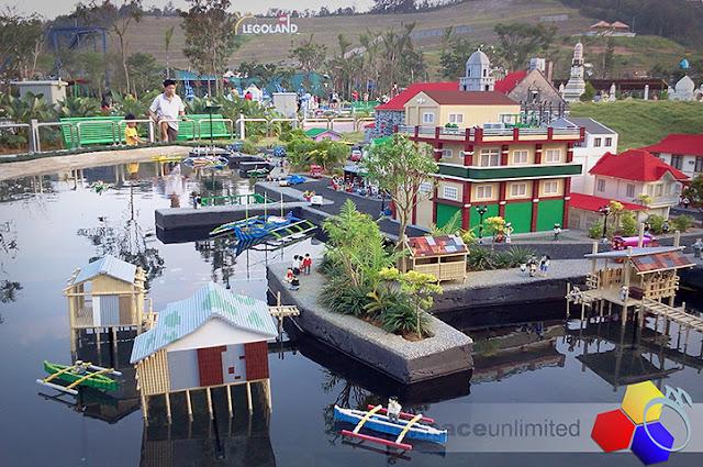 mknace unlimited™ | Legoland getaway : legoland miniland