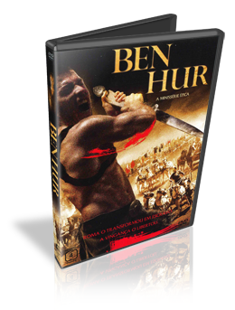 Download Ben Hur Dublado DVDRip 2011 (AVI Dual Áudio + RMVB Dublado)