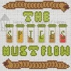 dune sandworm cross stitch chart
